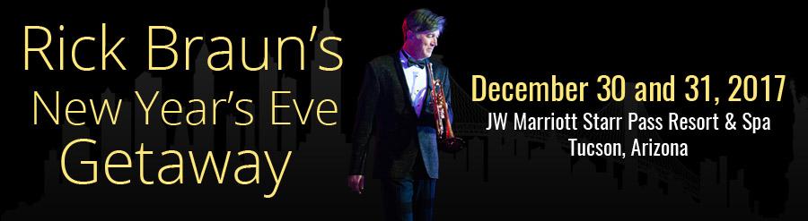 Rick Braun's New Year's Eve Getaway